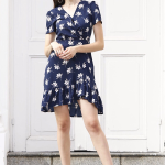 Floral-Ruffles-Wrap-Dress-Navy1